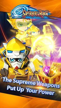 Superhero Robot screenshot 4