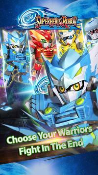 Superhero Robot screenshot 6
