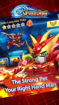 Superhero Robot screenshot 8