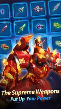 Superhero Robot screenshot 9