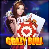 Crazy Bull Poker - Vinfapro Super Bow! icon