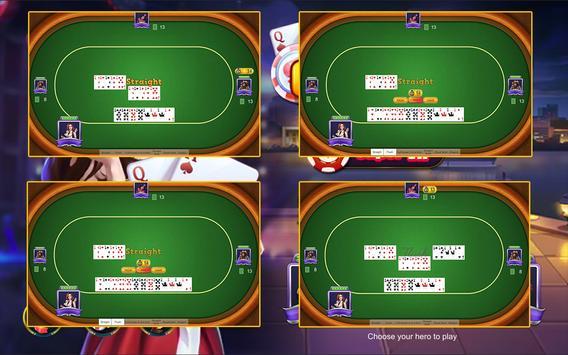 Crazy Bull Poker - Vinfapro Super Bow! screenshot 1