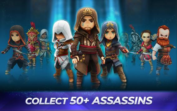 Assassin's Creed Rebellion: Adventure RPG screenshot 10