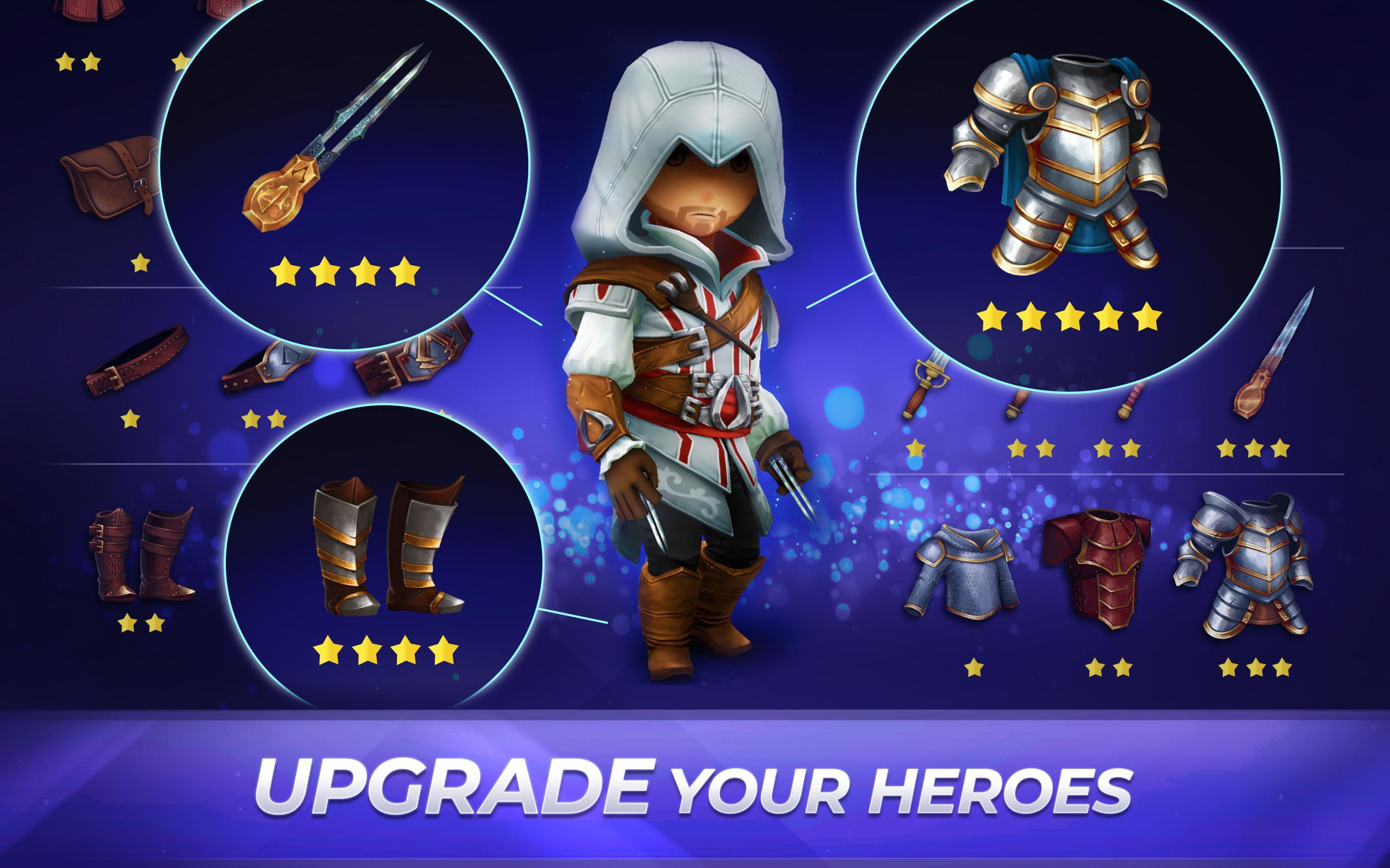 Assassin S Creed Rebellion Adventure Rpg For Android Apk Download
