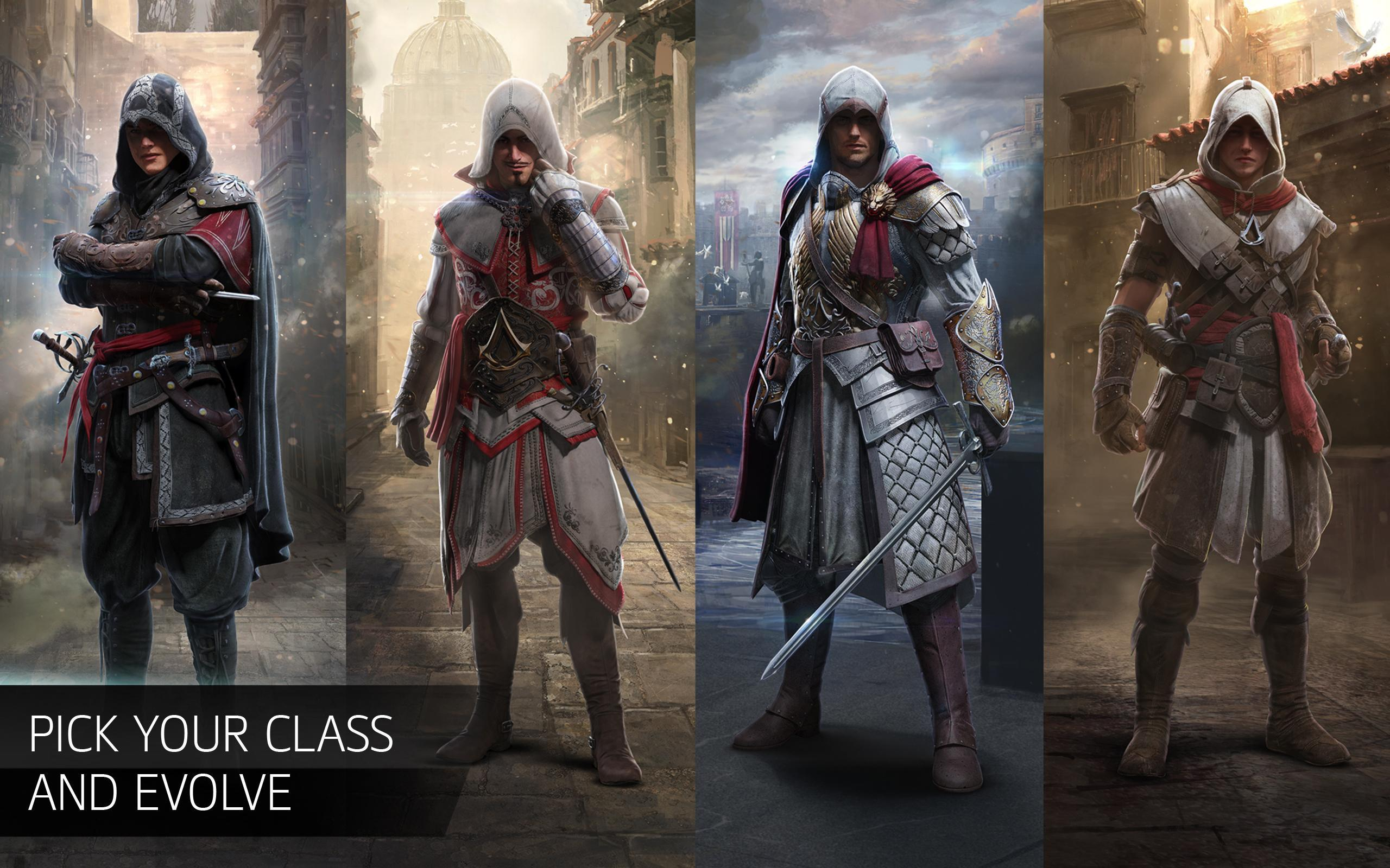 Assassin S Creed Identity For Android Apk Download