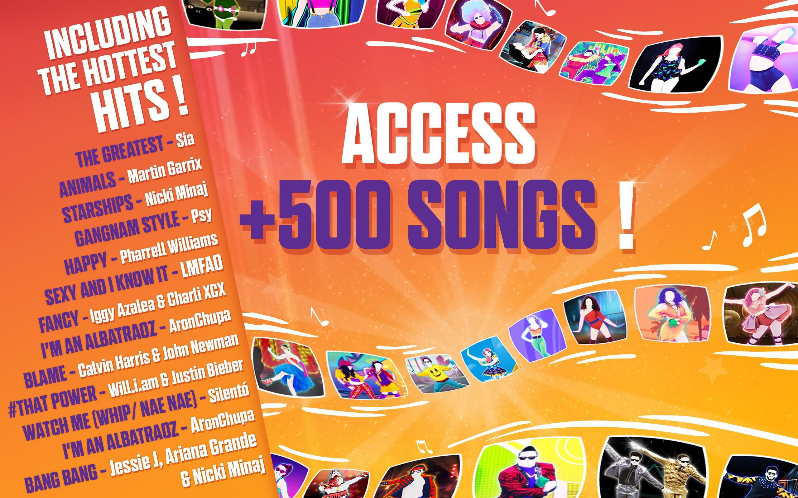Just Dance Now for Android - APK Download