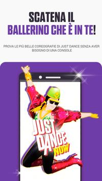 Poster Just Dance Now
