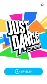 Just Dance Controller Plakat