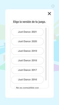 Just Dance Controller captura de pantalla 2