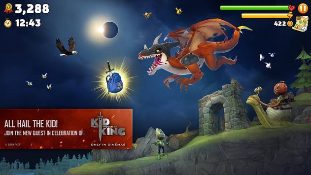 Hungry Dragon™ poster