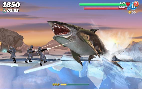 Hungry Shark 截圖 14