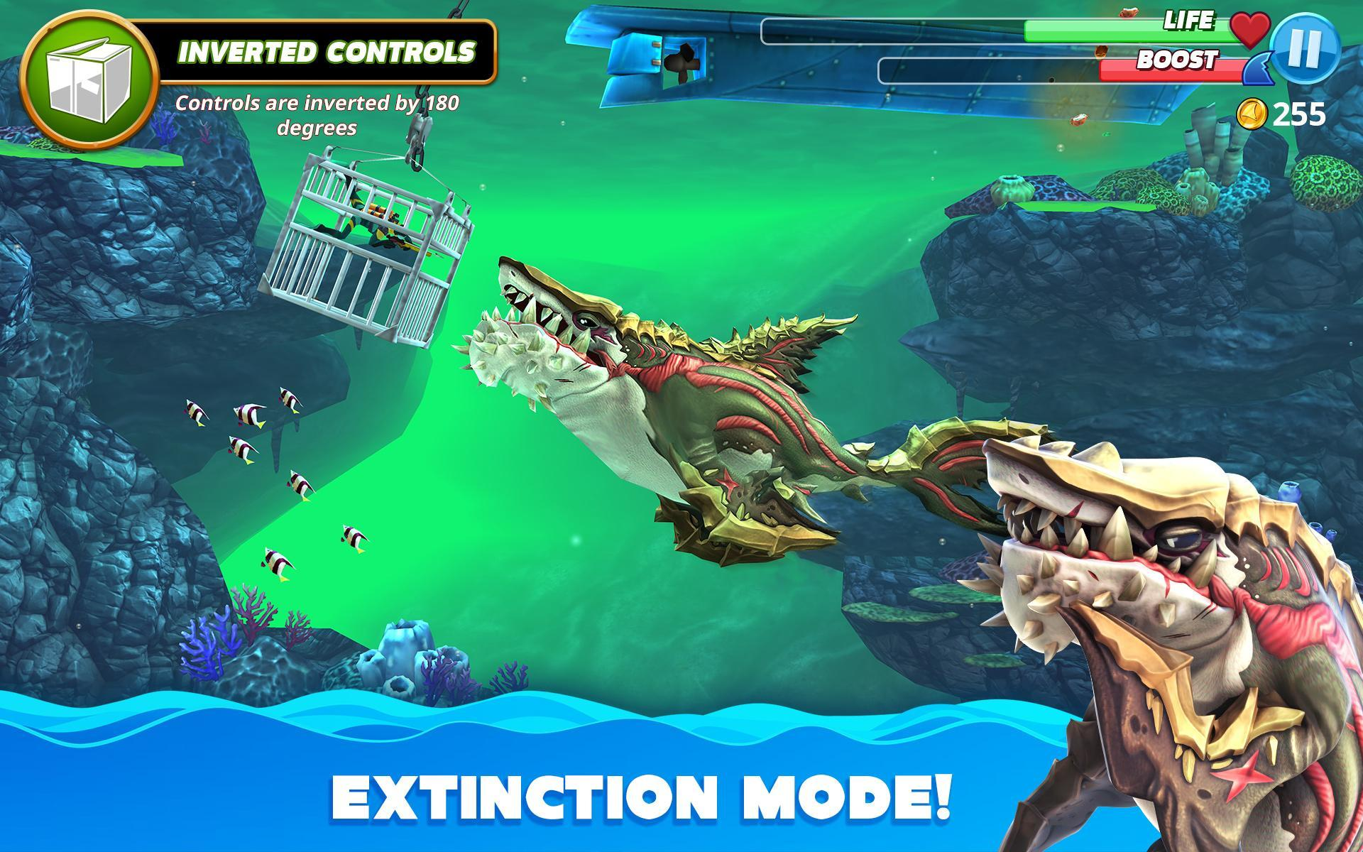 Baby Shark The Game Pre Alpha Roblox Hungry Shark For Android Apk Download