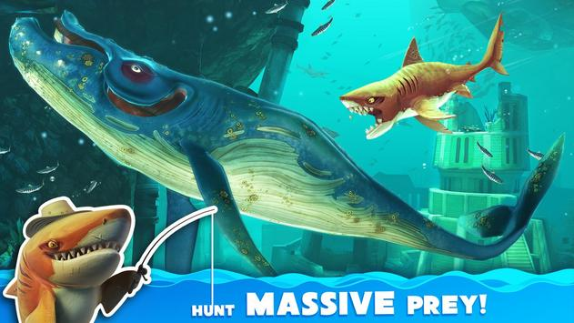 Hungry Shark 截圖 2
