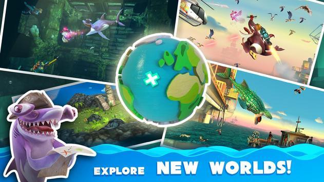 download game shark dash mod apk