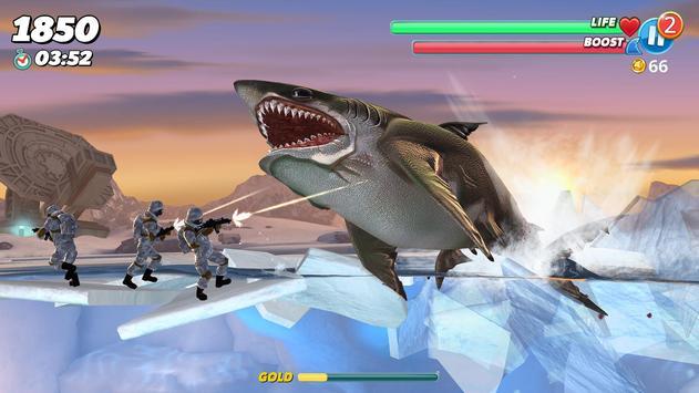 Hungry Shark 截圖 6