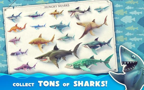 Hungry Shark 截圖 8