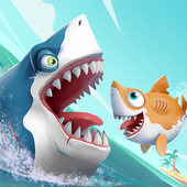 Hungry Shark Heroes icon