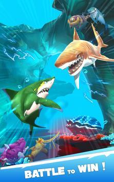 Hungry Shark Heroes captura de pantalla 15