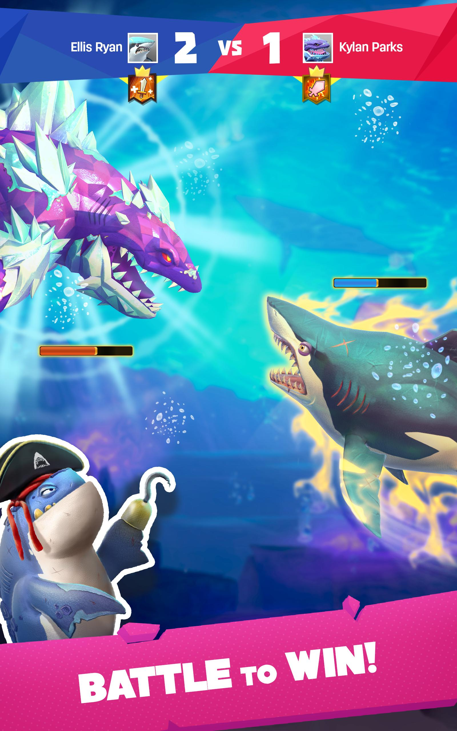 Hungry Shark Heroes for Android - APK Download