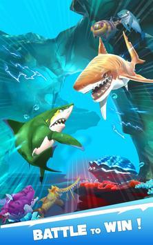 Hungry Shark Heroes captura de pantalla 8
