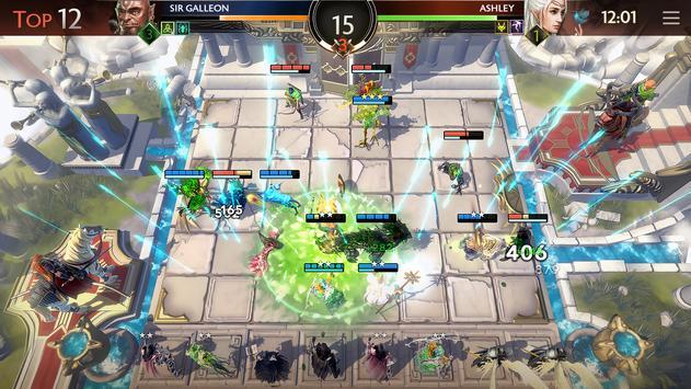 Might & Magic: Chess Royale - Heroes Reborn ảnh chụp màn hình 5