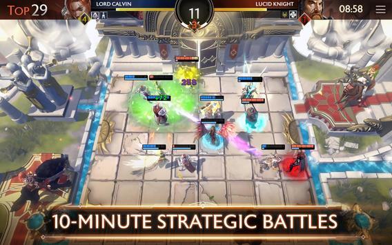 Might & Magic: Chess Royale - Heroes Reborn ảnh chụp màn hình 6