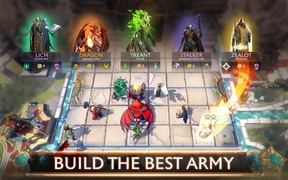 Might & Magic: Chess Royale - Heroes Reborn ảnh chụp màn hình 9