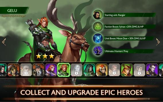 Might & Magic: Chess Royale - Heroes Reborn ảnh chụp màn hình 14