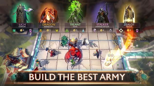 Might & Magic: Chess Royale - Heroes Reborn ảnh chụp màn hình 3