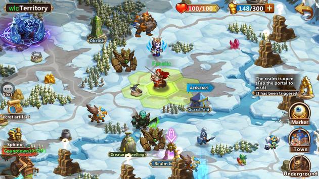 Might & Magic Heroes: Era of Chaos screenshot 7