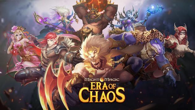 Might & Magic: Era of Chaos poster