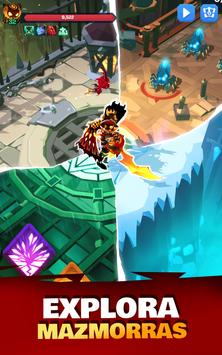 Mighty Quest captura de pantalla 11