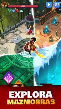 Mighty Quest captura de pantalla 3