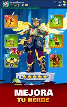 Mighty Quest captura de pantalla 8