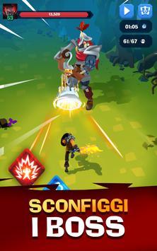 17 Schermata Mighty Quest