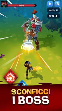 1 Schermata Mighty Quest