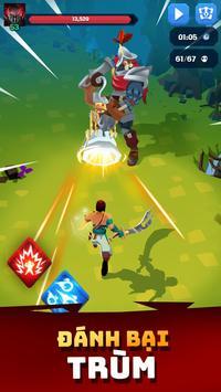 Mighty Quest bài đăng