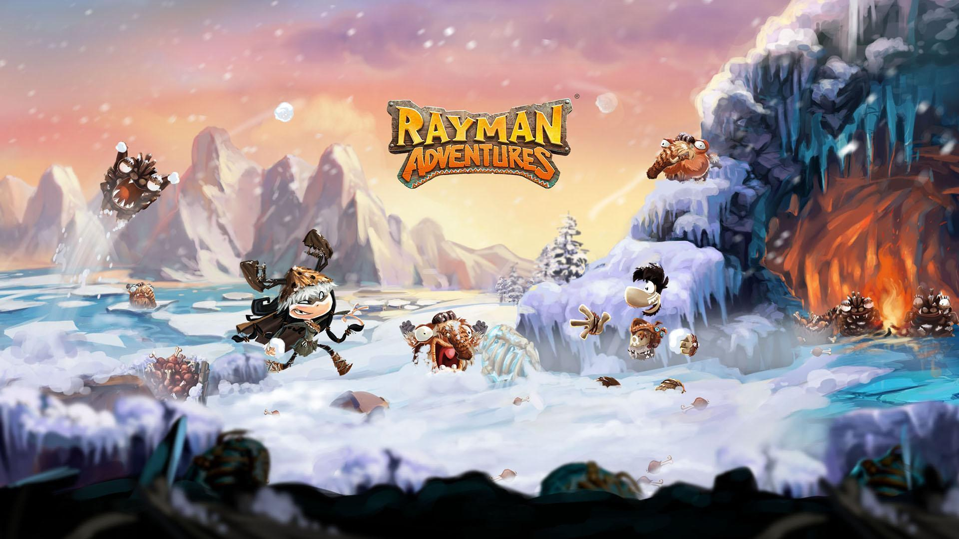 Rayman Adventures for Android - APK Download