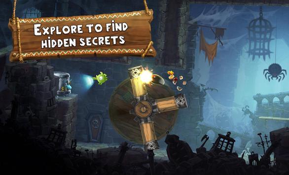 Rayman Adventures captura de pantalla 15