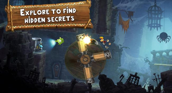 Rayman Adventures screenshot 4