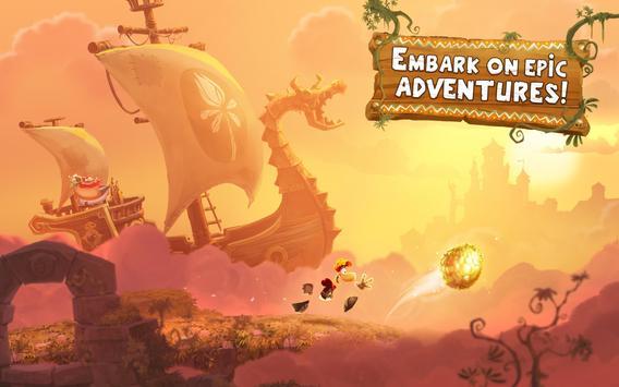 Rayman Adventures captura de pantalla 6