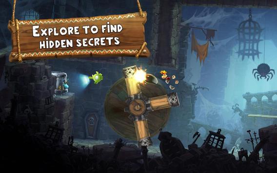Rayman Adventures captura de pantalla 9