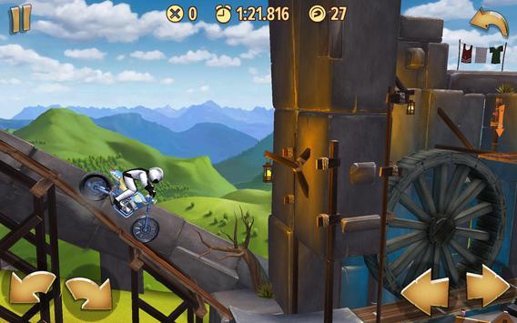 Trials Frontier скриншот 13