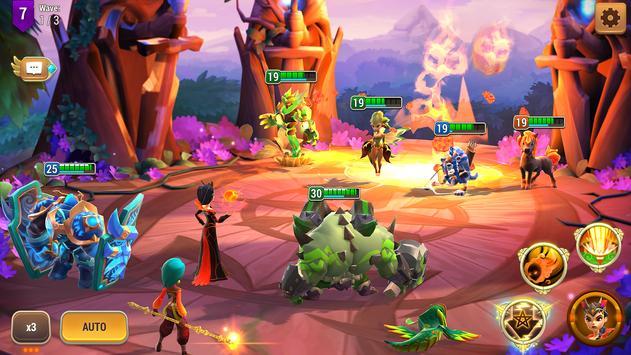Might & Magic: Elemental Guardians captura de pantalla 7