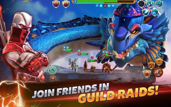Might & Magic: Elemental Guardians captura de pantalla 13