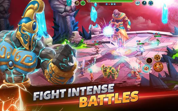 Might & Magic: Elemental Guardians captura de pantalla 10
