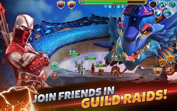 Might & Magic: Elemental Guardians captura de pantalla 21