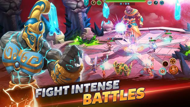 Might & Magic: Elemental Guardians captura de pantalla 2