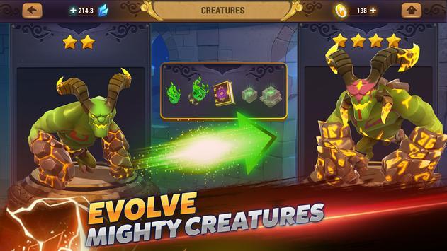 Might & Magic: Elemental Guardians captura de pantalla 3