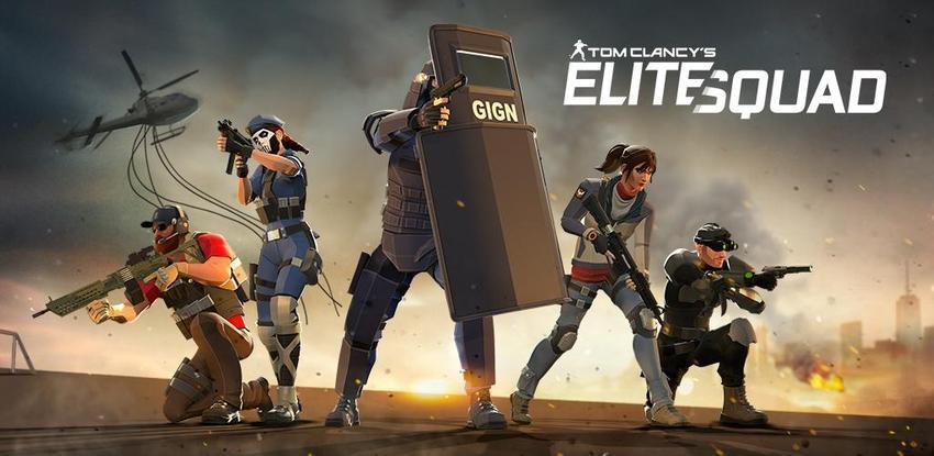 Tom Clancy's Elite Squad: Military RPG APK